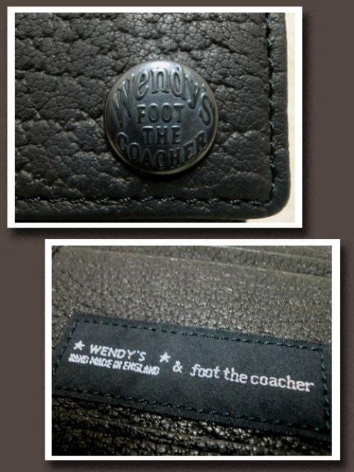 他の写真3: Wendy's & FootTheCoacher/W RING WALLET