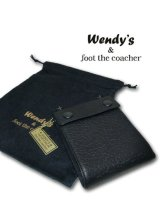 Wendy's & FootTheCoacher/W RING WALLET