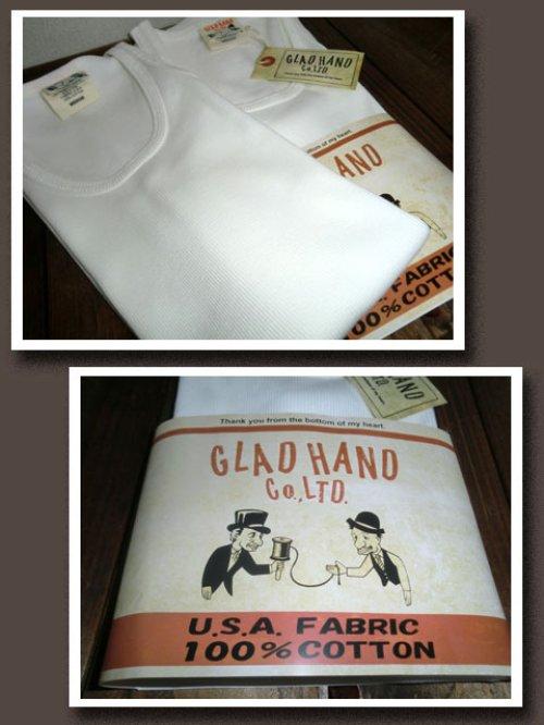 他の写真2: GLAD HAND/STANDARD TANK TOP