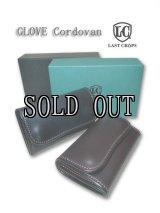LAST CROPS/GLOVE Cordovan