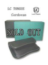 LAST CROPS/LC TONGUE Cordovan