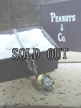 "PEANUTS&CO./Bull Necklace""ADOLF"""