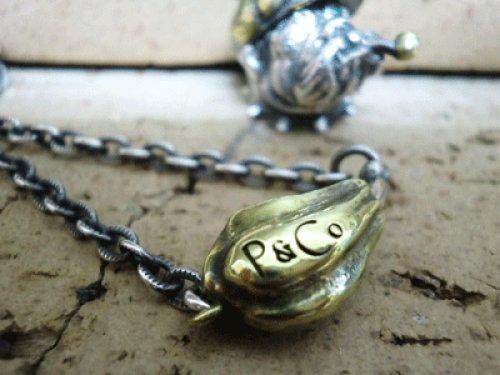 """他の写真3: PEANUTS&CO./Bull Necklace""""CAPTAIN"""""""