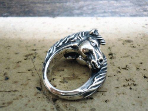 他の写真1: PEANUTS&CO./TWO FACE HORSE RING