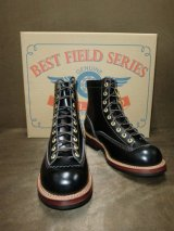 THE FLAT HEAD/HORSE HIDE BOOTS