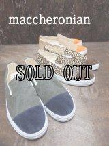 maccheronian/スリップオン