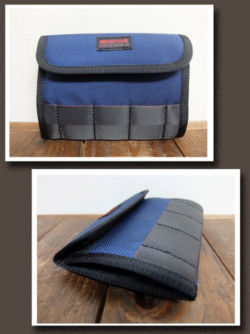 他の写真1: BRIEFING/SLIM PASSPORT CASE