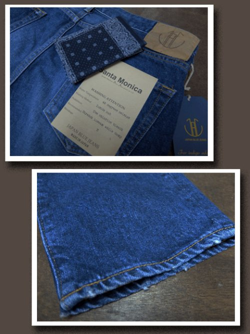 他の写真3: JAPAN BLUE JEANS/12oz CALIF DENIM Santa Monica