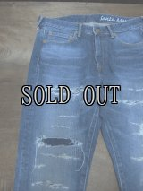 JAPAN BLUE JEANS/12oz CALIF DENIM Santa Monica