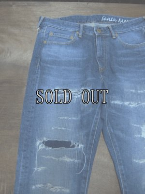 画像1: JAPAN BLUE JEANS/12oz CALIF DENIM Santa Monica