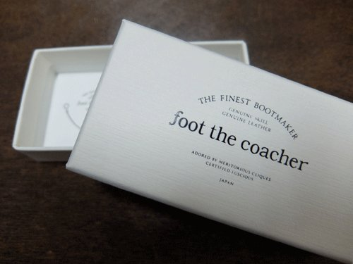 他の写真3: foot the coacher(END)/WALLET COAD