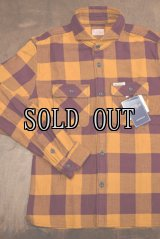 THE FLAT HEAD/WIDESPREAD FH BLOCK CHECK NEL LONG SLEEVE SHIRT