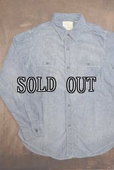 FULL COUNT/VINTAGE CHAMBRAY SHIRTS