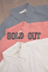 FULL COUNT/1930's COTTON DRESS SHIRTS