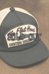 THE FLAT HEAD/FH MESH CAP