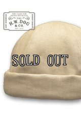 THE H.W.DOG&CO/FISHERMAN CAP