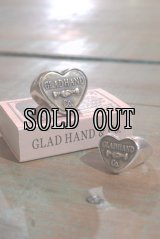 "GLAD HAND&Co./BOTTON RING""HEART"""