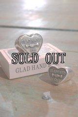 "GLAD HAND&Co./BOTTON RING""HEART"""