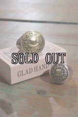 "GLAD HAND&Co./BOTTON RING""HAT"""