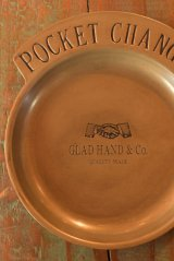 GLAD HAND&Co./GH-POCKET CHANGE TRAY