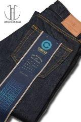 JAPAN BLUE JEANS/CIRCLEストレート