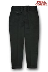 FULL COUNT/BEDFORD CLOTH TAPERED TROUSERS
