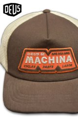 DEUS EX MACHINA/MACHINA TRUCKER