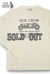 OLD CROW/GOLD CUP-L/S T-SHIRTS