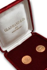 "GLAD HAND&Co./MEDAL COLLECTOR'S EDITION""10th ANNIVERSARY"""