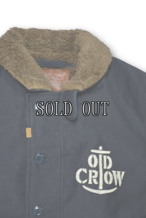 画像2: OLD CROW/RUNABOUT-DECK JACKET