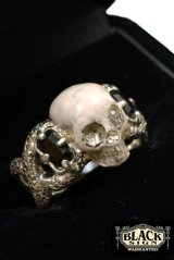 BLACK SIGN/17th Century Death's Head Ring
