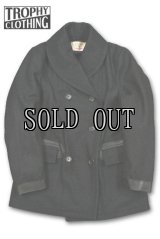 TROPHY CLOTHING/MACKINAW WOOL COAT