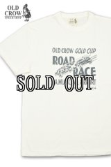OLD CROW/GOLD CUP RACE-S/S T-SHIRTS