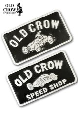 OLD CROW/OLD CROW-PLAQUE