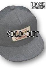 TROPHY CLOTHING/SPORTSWEAR LOGO MESH CAP