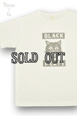 Peanuts&Co./T-Shirts(BLACK P CATS)