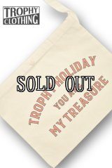 "TROPHY CLOTHING/""HOLIDAY"" TREASURE SACOCHE BAG"