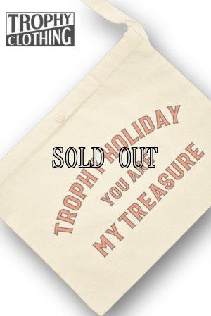 """画像1: TROPHY CLOTHING/""""HOLIDAY"""" TREASURE SACOCHE BAG"""