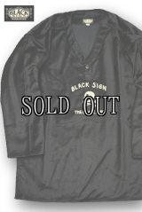 BLACK SIGN/BS Skull Surgeon Shirt