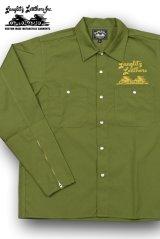 Langlitz Leathers/Long Sleeve Work Shirts TYPE A