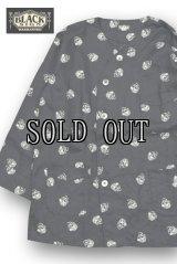 BLACK SIGN/Skull Dots Late Night Shirt
