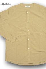 Johnbull/ノーカラーシャツ